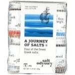 Набір морської солі Salt Odyssey скло 4*80г
