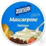 Сыр Занетти маскарпоне мягкий 80% 250г Италия