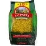 Макаронные изделия La Pasta вермишель 400г