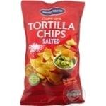 Чипсы Santa Maria Tortilla кукурузные соленые 185г