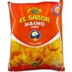 Chips corn with the taste of barbecue 225g