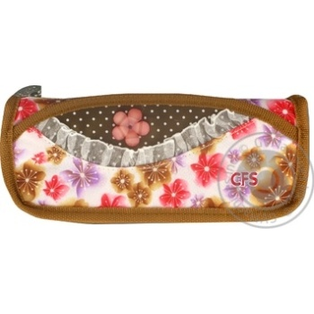 Cool for School Pencil Case Soft Cute Flowers Rectangular CF85347