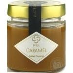 Карамель солона з ваніллю Spell 220 гр