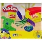 Игровой набор для лепки Play-Doh Mini Любимые наборы в миниатюре Веселая фабрика