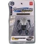 Машинка игрушечная Tomytaku Трансформер серебряный
