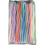 KTA Fresh screw with corrugation straws 23.5cm x 8mm 100pcs