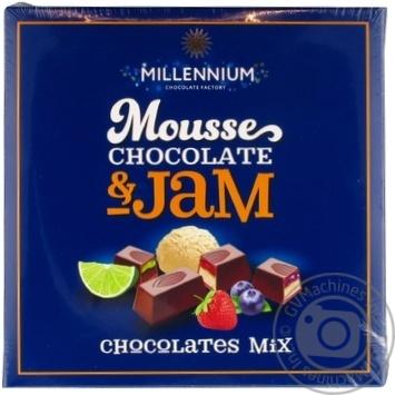 Скидка на Конфеты шоколадные Millennium Mousse & Jam ассорти
