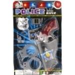Essa Police Weapon Play Set