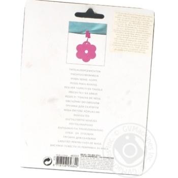 Набір зажимів-грузиків для скатертини Koopman 836555030 4 шт - купить, цены на Novus - фото 3