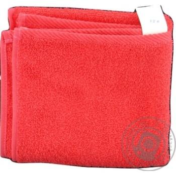 Рушник махровий 40х70см - купити, ціни на CітіМаркет - фото 1