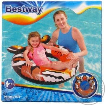 Коло для плавання Хижаки 91см - купити, ціни на Novus - фото 1