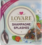 Tea Lovare Spray champagne green packed 15pcs 30g