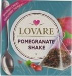 Tea Lovare pomegranate black packed 15pcs 30g