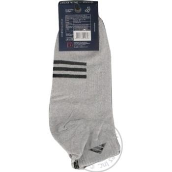 Шкарпетки Marca Premium чоловічі подвійний борт 25-27р - купити, ціни на Ашан - фото 4