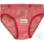 Underpants Milano cotton for girls - buy, prices for Furshet - image 2