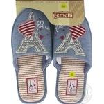 Взуття домашнє жіноче Gemelli Шиншила р.36-40