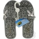 Обувь женская Marizel комнатная Poon-732 - купить, цены на Фуршет - фото 4