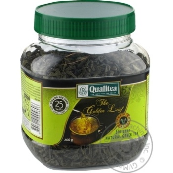 Qualitea Natural loose green tea 200g - buy, prices for Novus - image 5