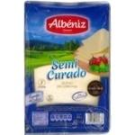 Albeniz Semihard Sliced Cheese 20% 80g
