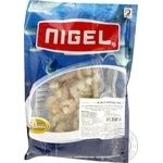 М'ясо креветки 40/60, NIGEL, вакуум, пакет 400г