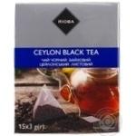 Rioba ceylon black tea 15pcs*3g