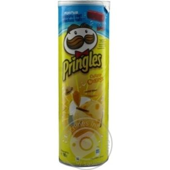 Чипсы Pringles Сыр 165г