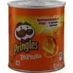 Чіпси Pringles Паприка 40г