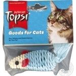 Topsy for cats toy mouse 6cm