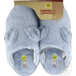 Взуття домашнє Gemelli жіноче 36-40 розмір колір в асортименті - купити, ціни на Novus - фото 1