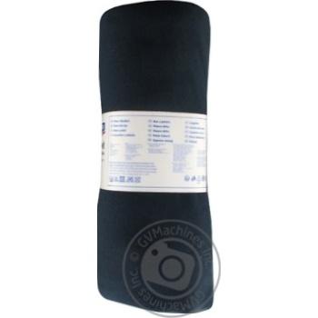 Плед Aro флисовый серый 150х200см - купить, цены на Метро - фото 2