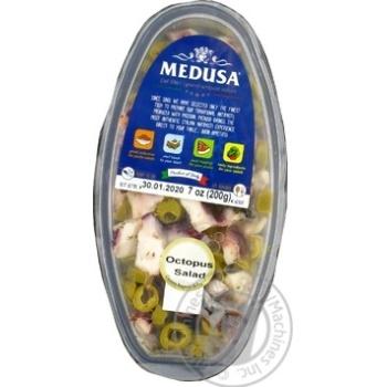 Салат з восьминога Medusa 200 гр