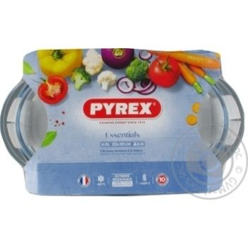 Pyrex Pan oval 4l - buy, prices for Auchan - image 1