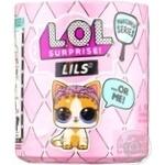 Набір ігровий L.O.L. Surprise! S5 W2 Lil's Малюки в асортименті