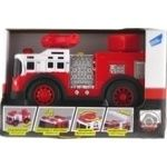 Машинка пожежна Big Motors