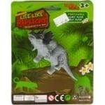 Іграшка-тягнучка Animal World Носоріг арт W6328-372