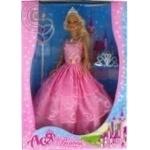 Лялька Ася  з аксесуарами Стиль принцеси, 28см