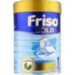 Смесь сухая молочная Фрисолак Голд 1 с рождения до 6 месяцев 800г