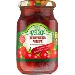 Rio pickled cherry pepper 220g