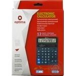 Калькулятор Optima O75575