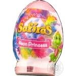 Іграшка Дракончик Safiras Неон Принцес у яйці - купить, цены на МегаМаркет - фото 2