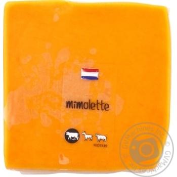 Euroser Mimolette cheese 40% 200g