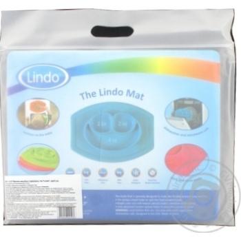 Тарілка Lindo Premium на присосці з кришкою та ложкою - купити, ціни на CітіМаркет - фото 3