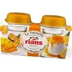 Десерт Rians Фессель манго и маракуйя 3,2% 240г