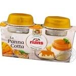 Десерт Rians Панна котта манго и маракуйя 4,5% 240г