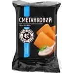 Сыр Клуб сиру Сметанковый 45% 185г