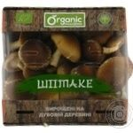 Organic Innovations fresh mushrooms shiitake 230g