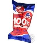 Мороженое Рудь 100% вафельный стаканчик 65г