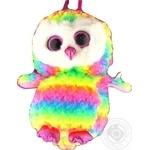 Ранец игрушка TY Gear Разноцветная сова Owen