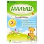 Смесь молочная Малыш Истринский 3 Детское Молочко для детей с 12 месяцев 320г Россия