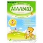 Mix milk Malysh istrinskiy dry for children from 6 months 350g